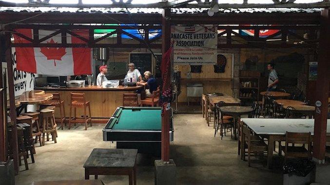 Finding Good Beer in Costa Rica