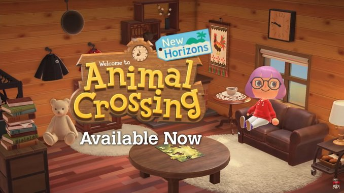 New <i>Animal Crossing: New Horizons</i> Video Shows off What's in the Fall Update