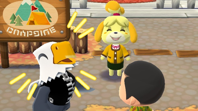 <i>Animal Crossing: Pocket Camp</i> Finds Virtue in Patience