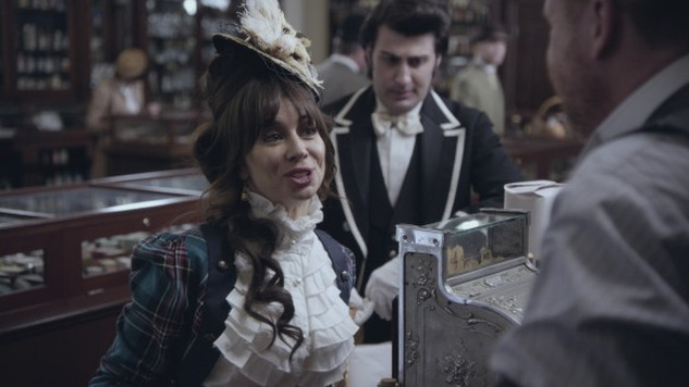 <i>Another Period</i> Capitalizes On The Ditzy Girl Act