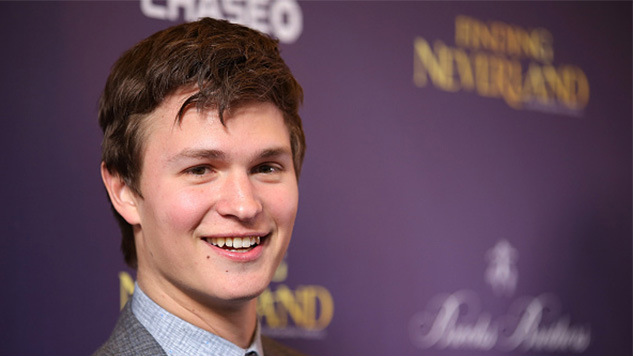 Ansel Elgort to Play Young JFK in War Film <i>Mayday 109</i>