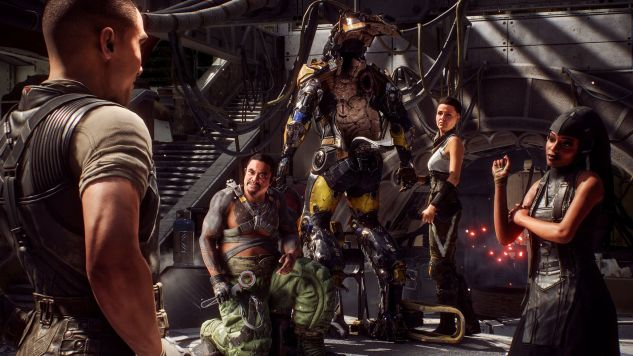 <i>Anthem</i> Marks New Territory for Bioware, And Even After Playing It We Aren't Entirely Sure What to Expect