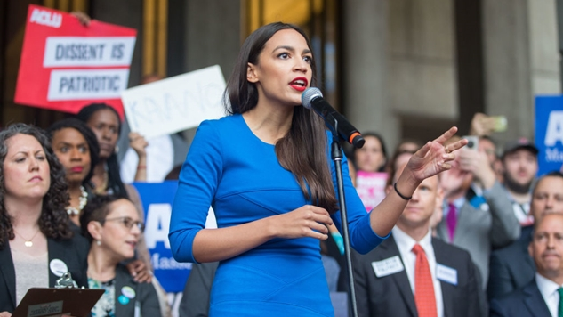 The Democratic Establishment is Extremely Afraid of AOC
