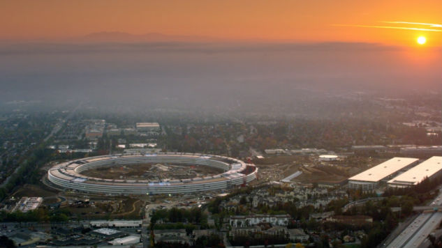 5 Crazy Details about the Apple Park, the Company's New Spaceship-Like Headquarters