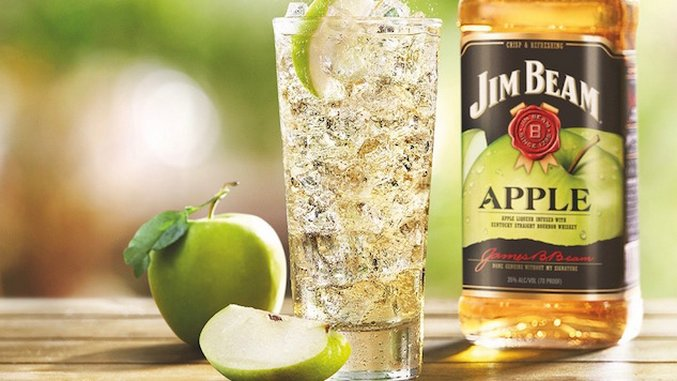 7 Apple-Flavored Whiskies For Fall :: Drink :: Whiskey