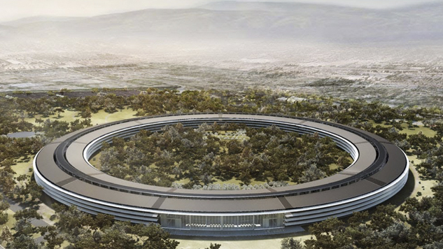 Apple's Spaceship Campus Will Lead to More Innovative Workplace Design