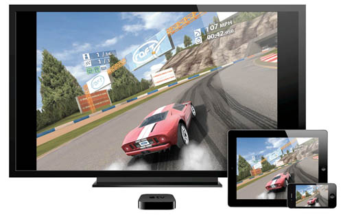Updated Apple TV May Be Coming In Early 2014 With New iOS