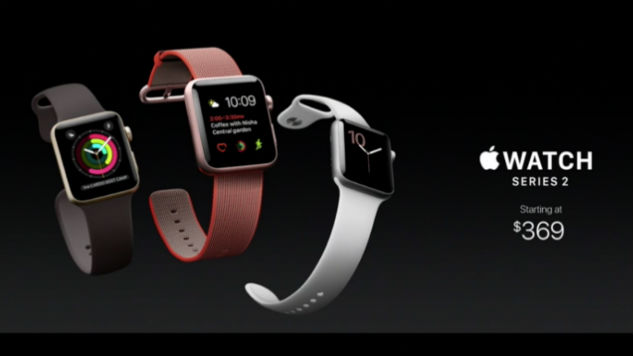 Everything You Need to Know About the New Apple Watch Series 2