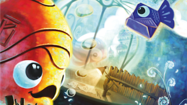<i>Aquarium</i> is a Pretty but Harsh and Unbalanced Boardgame