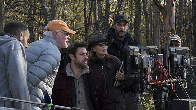 John Krasinski's <i>A Quiet Place: Part II</i> Has Wrapped