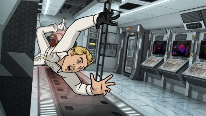 "<i>Archer</i> Review: ""Drastic Voyage: Part II"" (Episode 6.13)"