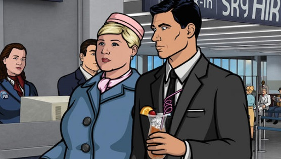 <i>Archer</i> Review: &#8220;Edie&#8217;s Wedding&#8221; (Episode 6.04)