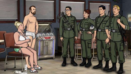 <i>Archer</i> Review: &#8220;Nellis&#8221; (Episode 6.07)