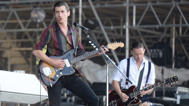 Arctic Monkeys Debut New Songs At Their First Live Show Of 2018