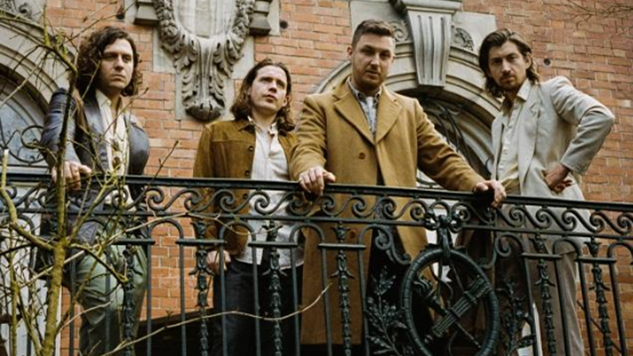 Arctic Monkeys Share Short Documentary <i>Warp Speed Chic</i>, Announce <i>Tranquility Base</i> Seven-Inch