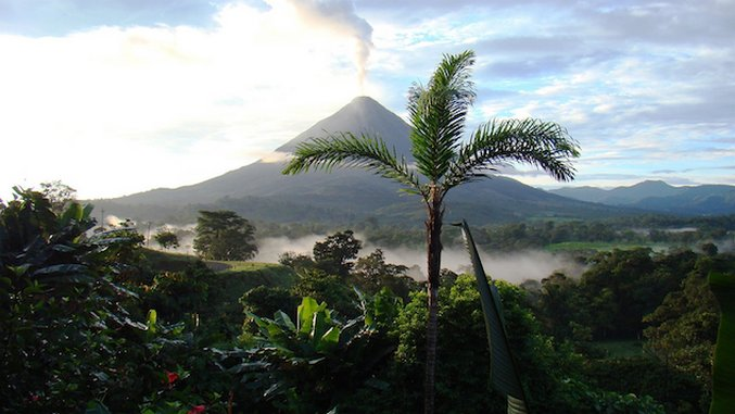 Hotel Intel: Arenal Backpackers Resort, La Fortuna, Costa Rica