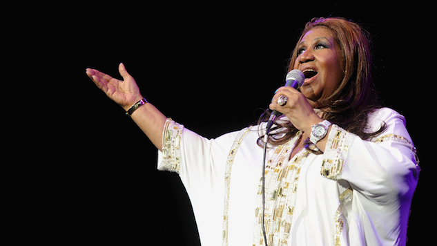 """""""This is It"""": Aretha Franklin Will Retire After 2017 Album"""