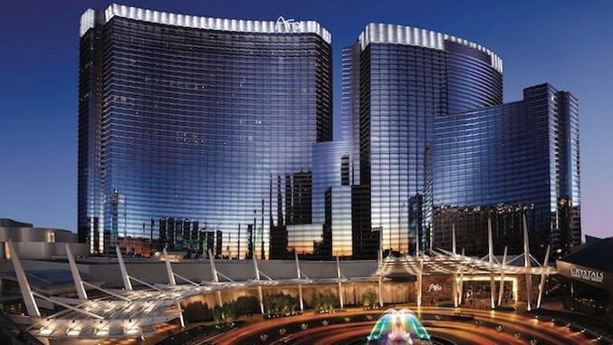 Hotel Intel: ARIA, Las Vegas