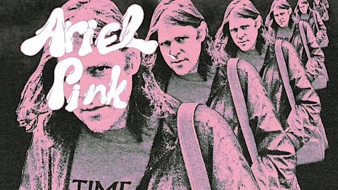 """Daily Dose: Ariel Pink Gets Weird Again on """"Time to Live"""""""