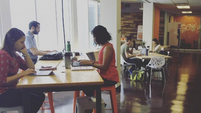 The 50 Coolest Coworking Spaces Across The Country