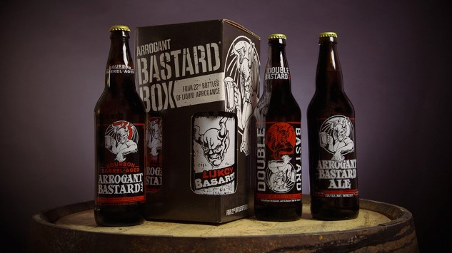 "Arrogant Bastard Wants Your Old T-Shirts From ""Sell Out"" Craft Breweries"