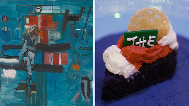 Contemporary Art Inspires Manhattan's Most Inventive Chefs