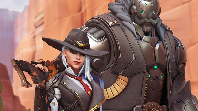 "Ashe Is <i>Overwatch</i>'s 29th Hero, as Revealed in New Short ""Reunion"""