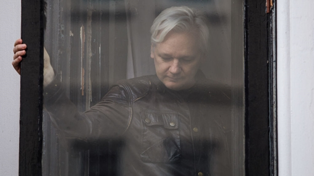 Federal Prosecutors Mistakenly Revealed that Julian Assange Has Been Charged With a Crime