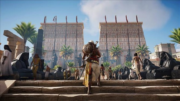 <i>Assassin's Creed Origins</i> Proves Math and Humanities Can Coexist