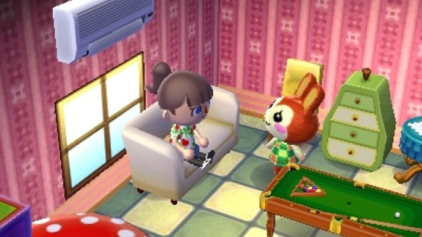 Animal Crossing: New Leaf (3DS) :: Games :: Paste