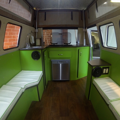 dub box camper brings retro volkswagen style   st century design news paste