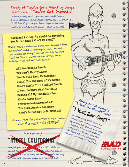 MAD Magazine 533 Weird Al Notebook 2.jpg