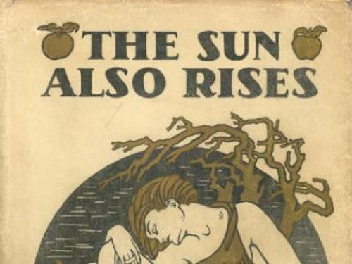 a book report on the sun also rises by ernest hemingway