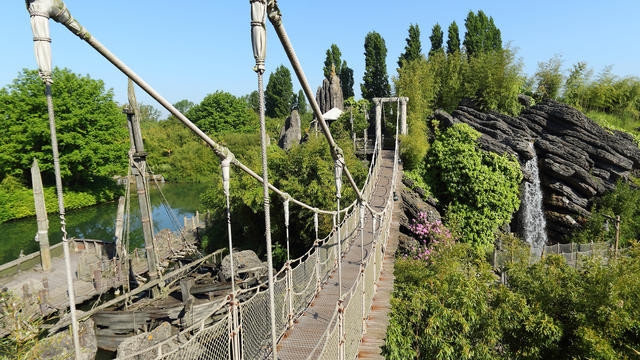 Disneyland Paris Adventure Isle