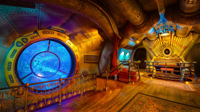 Disneyland Paris nautilus