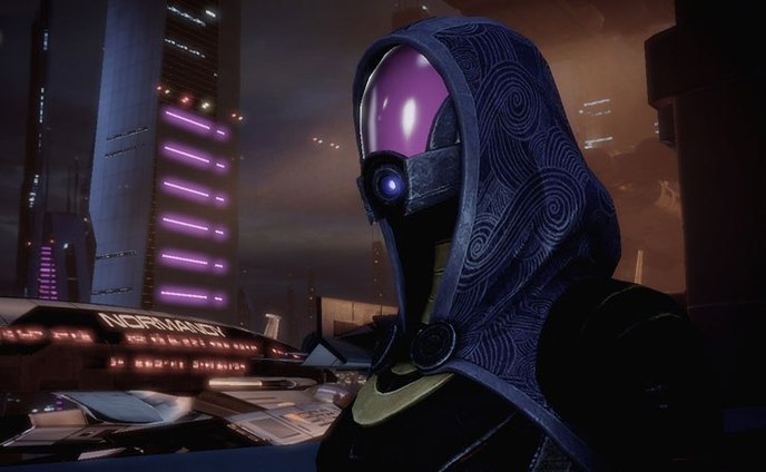 mass effect 2 dating tali After risking their lives in the action-packed climax of mass effect 2, shepard tali's crush on shepard starts fairly early into the game, with her.