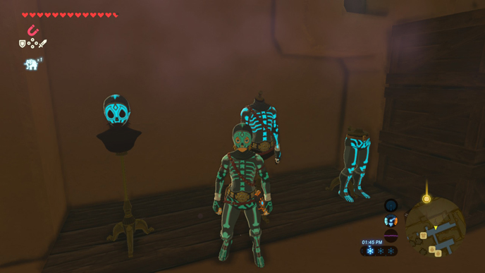 How to Get Every Piece of Armor in Breath of the Wildu2014and Upgrade It Too  Games  Features ...