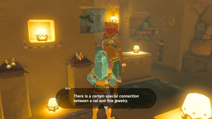 Gerudo Town Breath Of The Wild >> How to Get Every Piece of Armor in Breath of the Wild—and Upgrade It, Too :: Games :: Features ...