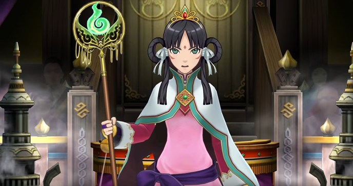 Phoenix Wright Spirit of Justice Royal Priestess.png