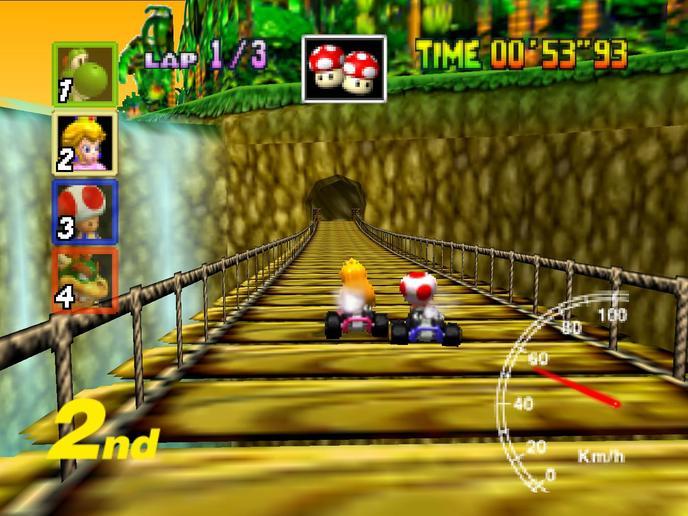The 15 Best Mario Kart Tracks - Paste