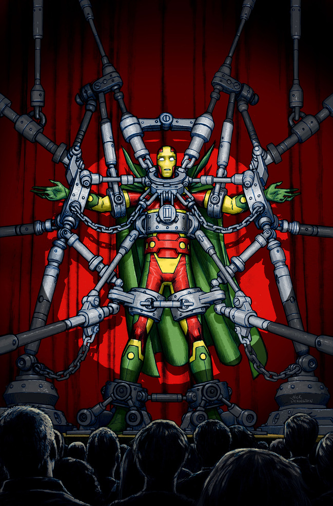 [DC COMICS] Publicaciones Universo DC: Discusión General v2 - Página 5 Mister-Miracle-1-Cover-Color-thumb-650x986-614893