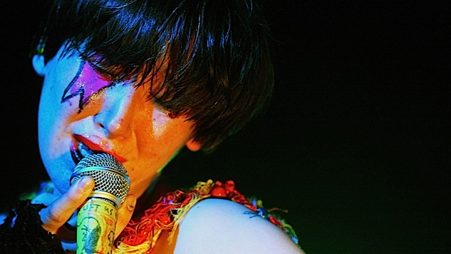 Karen O of the Yeah Yeah Yeahs in 2006. Lizzy Goodman on The Strokes  Yeah Yeah Yeahs  and the Making of