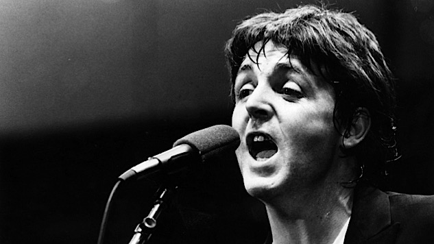 <i>Band On The Run</i> Was Released 45 Years Ago Today, Listen to McCartney Perform the Title Track