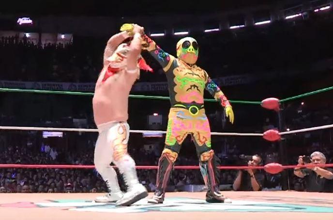 lucha minis match.JPG