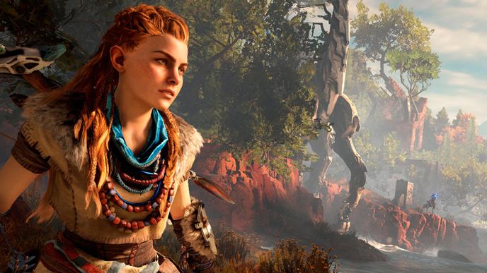 Aloy HZD Female Videogame Character.jpg