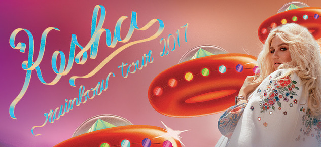 Kesha Atlanta Tour Rainbow Tickets