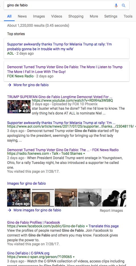 I Am Fake News: Life After the Big Mistake :: Politics