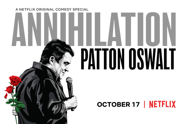 Patton Oswalt Annihilation Key Art.jpg