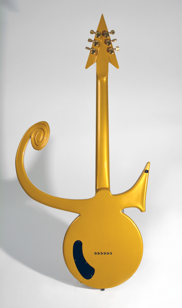Princes Signature Love Symbol Guitar Expected To Break 700k Record