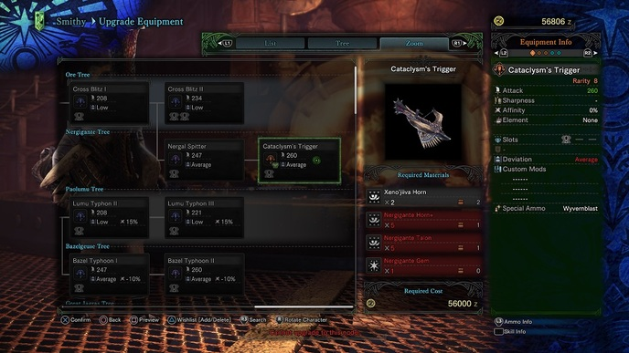 The Best Builds for Monster Hunter: World's End Game - Paste
